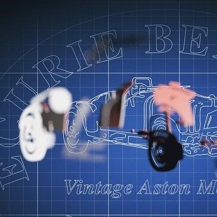 Ecurie Bertelli – Animated 3D Logo Ident
