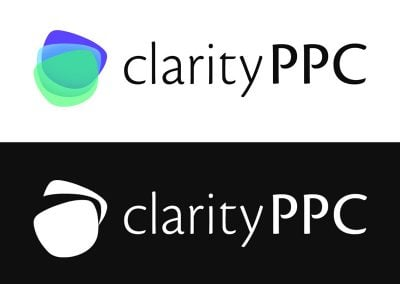 Clarity PPC branding and website design