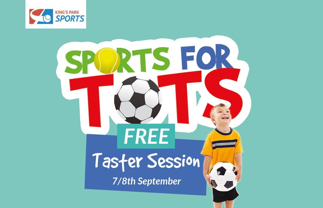 Sports leaflet