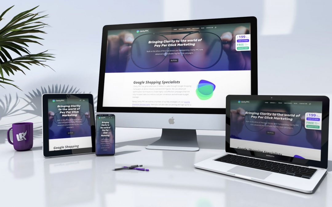 New Web Design Package for Small Businesses