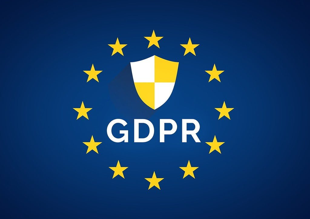 GDPR compliance graphic