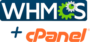 WHMCS and cPanel logo