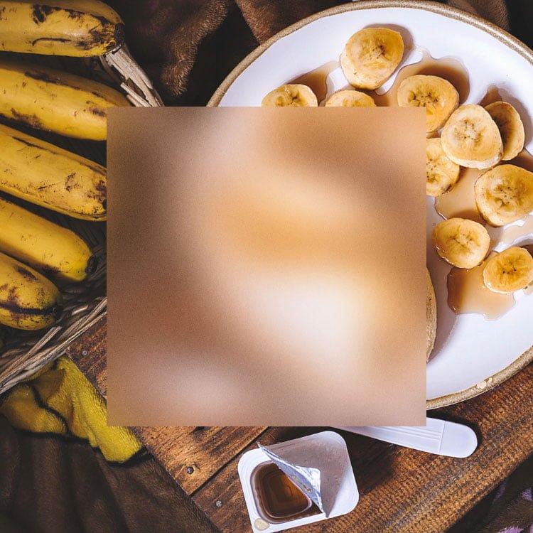 acrylic-bananas