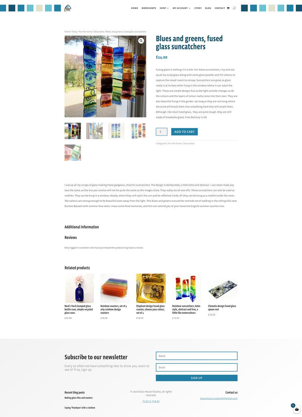 Glass-House Studio product