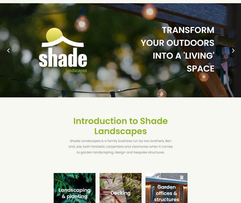 Shade Landscapes