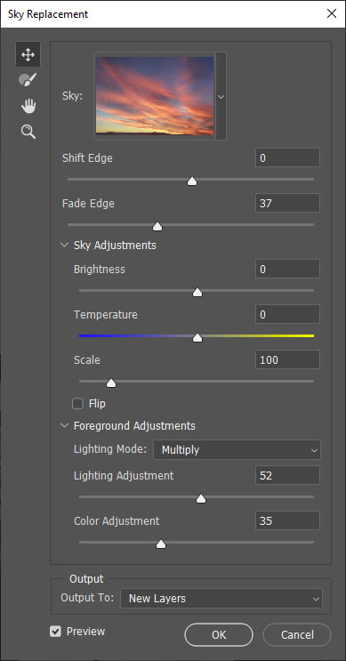 How to Use Photoshop's Sky Replacement Tool 1