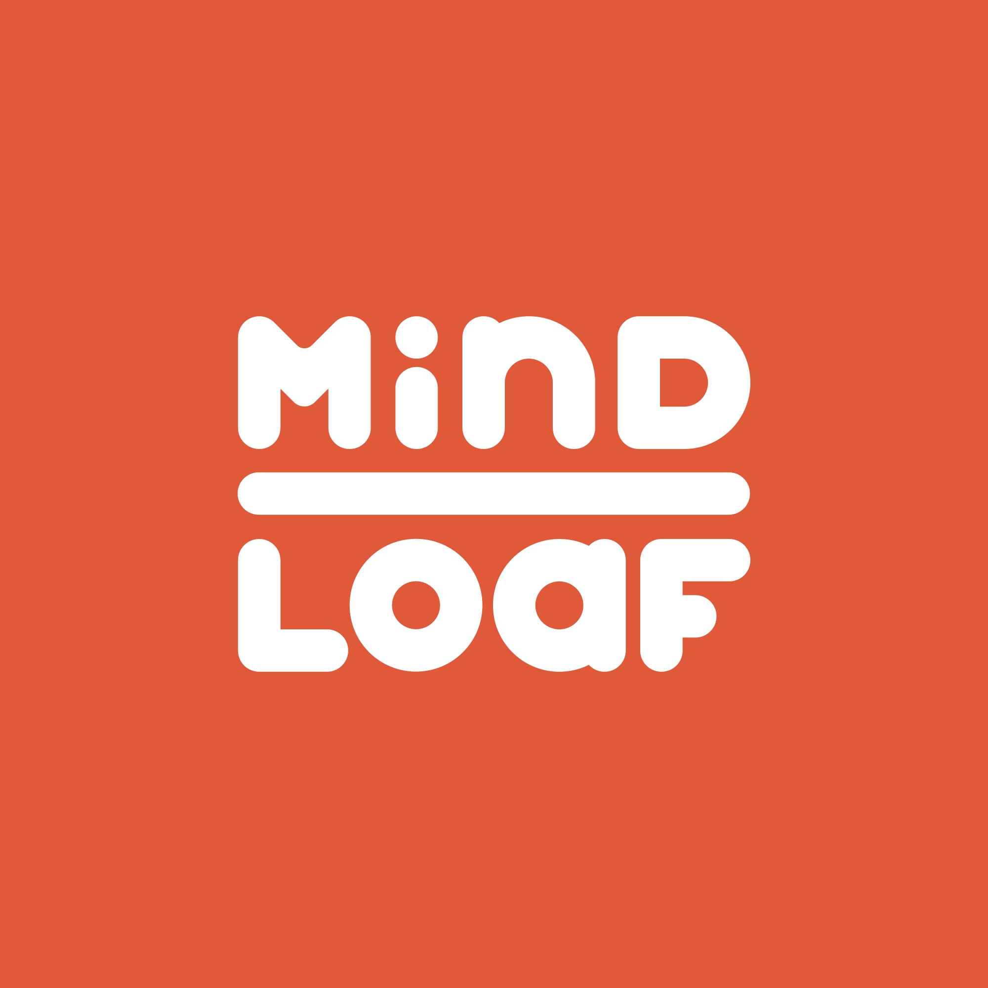MindLoaf logo red